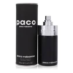 Paco Unisex by Paco Rabanne – Eau De Toilette Spray (Unisex) 3.4 oz (100 ml)