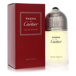 Pasha De Cartier Cologne by Cartier, 100 ml Eau De Toilette Spray for Men