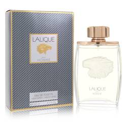 Lalique Cologne by Lalique, 125 ml Eau De Toilette Spray (Lion) for Men