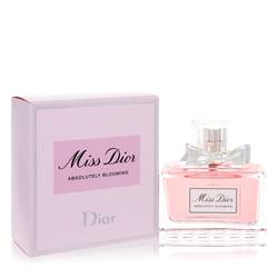 Miss Dior Absolutely Blooming Perfume by Christian Dior, 50 ml Eau De Parfum Spray for Women