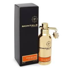 Montale Aoud Melody Perfume by Montale, 1.7 oz Eau De Parfum Spray (Unisex) for Women