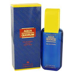 Aqua Quorum by Antonio Puig – Eau De Toilette Spray 3.4 oz (100 ml) for Men