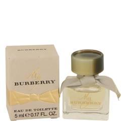 My Burberry Mini by Burberry, .17 oz Mini EDT for Women