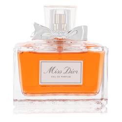 Miss Dior (miss Dior Cherie) Perfume by Christian Dior, 3.4 oz EDP Spray (New Packaging Tester) for Women