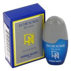 Rose Noire Mini by Giorgio Valenti, .17 oz Mini EDT for Men