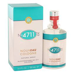 4711 Nouveau by Maurer & Wirtz – Cologne Spray (unisex) 3.4 oz (100 ml) for Men