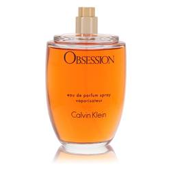 Obsession Perfume by Calvin Klein, 100 ml Eau De Parfum Spray (Tester) for Women