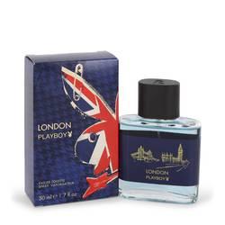 Playboy London Cologne by Playboy, 1.7 oz Eau De Toilette Spray for Men