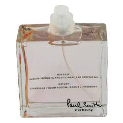 Paul Smith Extreme Perfume by Paul Smith, 3.4 oz Eau De Toilette Spray Tester for Women