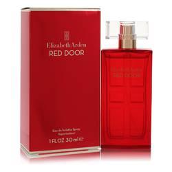 Red Door Perfume By Elizabeth Arden, 1 Oz Eau De Toilette Spray For Women
