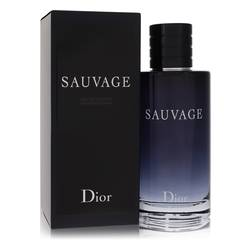 Sauvage Cologne by Christian Dior, 6.8 oz EDT Spray for Men