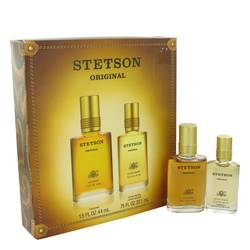 Stetson Gift Set by Coty Gift Set for Men Includes 1.5 oz Cologne + .75 oz After Shave