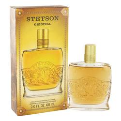 Stetson Cologne by Coty, 2 oz Cologne (Collectors Edition Decanter Bottle) for Men