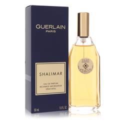Shalimar Perfume by Guerlain, 1.6 oz EDP Spray Refill for Women