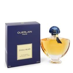 Shalimar Perfume by Guerlain, 3 oz EDP Spray for Women