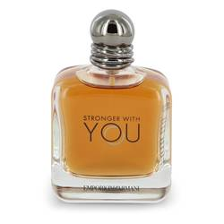 Stronger With You Cologne by Emporio Armani, 100 ml Eau De Toilette Spray (Tester) for Men