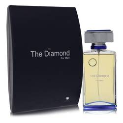 The Diamond Cologne by Cindy C., 3.4 oz Eau De Parfum Spray for Men