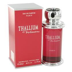 Thallium Perfume By Parfums Jacques Evard, 3.4 Oz Eau De Parfum Spray For Women