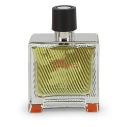 Terre D'hermes Cologne by Hermes, 2.5 oz Parfum Spray Limited Edition (Tester) for Men