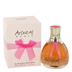 Arsenal Perfume by Gilles Cantuel, 100 ml Eau De Parfum Spray for Women