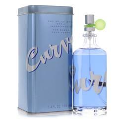 Curve Perfume by Liz Claiborne, 3.4 oz Eau De Toilette Spray for Women