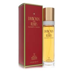 Diamonds & Rubies Perfume by Elizabeth Taylor, 3.4 oz Eau De Toilette Spray for Women