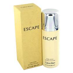 Escape Body Lotion by Calvin Klein, 6.7 oz Body Lotion for Women