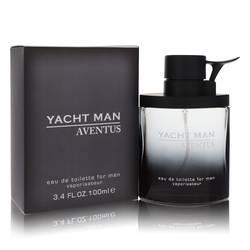 Yacht Man Aventus by Myrurgia