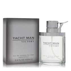 Yacht Man Victory by Myrurgia – Eau DE Toilette Spray 3.4 oz (100 ml) for Men