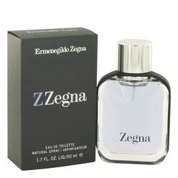 Z Zegna Cologne by Ermenegildo Zegna, 1.7 oz Eau De Toilette Spray for Men