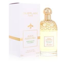 Aqua Allegoria Bergamote Calabria Perfume by Guerlain 4.2 oz Eau De Toilette Spray