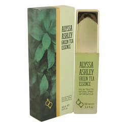 Alyssa Ashley Green Tea Essence Perfume by Alyssa Ashley, 100 ml Eau De Toilette Spray for Women