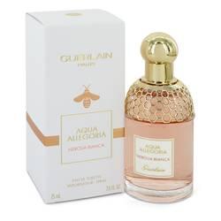 Aqua Allegoria Nerolia Bianca Perfume by Guerlain 2.5 oz Eau De Toilette Spray