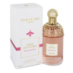 Aqua Allegoria Pera Granita Perfume by Guerlain 4.2 oz Eau De Toilette Spray