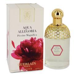 Aqua Allegoria Pivoine Magnifica Perfume by Guerlain 4.2 oz Eau De Toilette Spray
