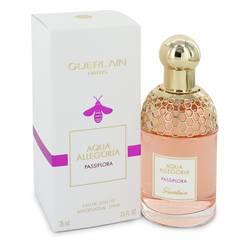 Aqua Allegoria Passiflora Perfume by Guerlain 2.5 oz Eau De Toilette Spray