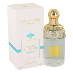 Aqua Allegoria Teazzurra Perfume by Guerlain 4.2 oz Eau De Toilette Spray