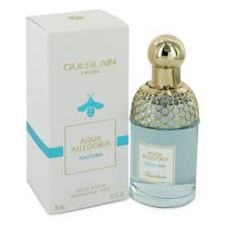 Aqua Allegoria Teazzurra Perfume by Guerlain 2.5 oz Eau De Toilette Spray
