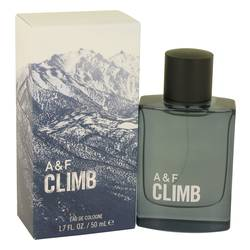 Abercrombie Climb Cologne by Abercrombie & Fitch 1.7 oz Eau De Cologne Spray