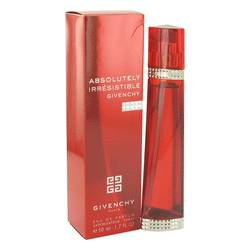 Absolutely Irresistible Perfume by Givenchy 1.7 oz Eau De Parfum Spray