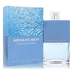 Armand Basi L'eau Pour Homme Cologne by Armand Basi 4.2 oz Eau De Toilette Spray