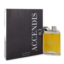 Accendis 0.1 Perfume by Accendis 3.4 oz Eau De Parfum Spray (Unisex)