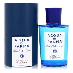 Blu Mediterraneo Chinotto Di Liguria Perfume by Acqua Di Parma 5 oz Eau De Toilette Spray (Unisex)