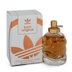 Adidas Born Original Perfume by Adidas 1.7 oz Eau De Parfum Spray