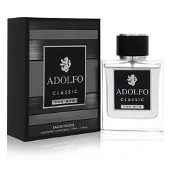 Adolfo Classic Cologne by Francis Denney 3.4 oz Eau De Toilette Spray