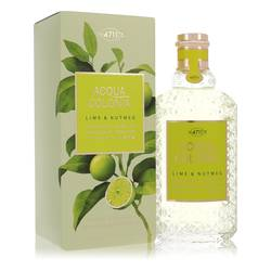 4711 Acqua Colonia Lime & Nutmeg Perfume by Maurer & Wirtz 5.7 oz Eau De Cologne Spray