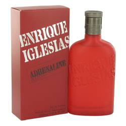 Adrenaline Cologne by Enrique Iglesias 3.4 oz Eau De Toilette Spray