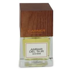 Ambar Del Sur Perfume by Carner Barcelona 3.4 oz Eau De Parfum Spray (Unisex-unboxed)