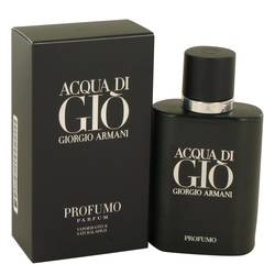 Acqua Di Gio Profumo Cologne by Giorgio Armani 1.35 oz Eau De Parfum Spray