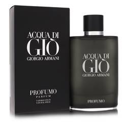 Acqua Di Gio Profumo Cologne by Giorgio Armani 4.2 oz Eau De Parfum Spray